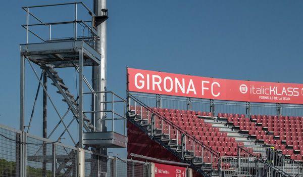 Girona futbol club Moreno Metalls